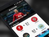 Sports App Dashboard PSD