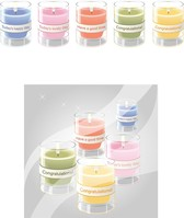 Vector Color Candles