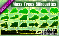 20 Mass Vector Trees