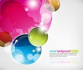 dynamic colorful abstract elements 05