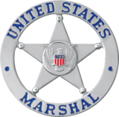 US Marshal badge PSD