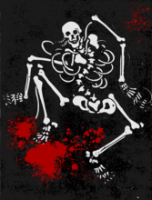 Bloody Skeleton
