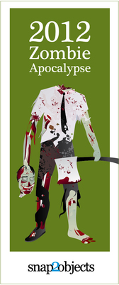 Free Vector Zombie Character