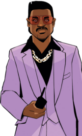 Lance Vance Vice City PSD