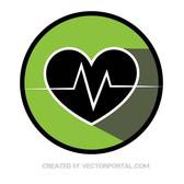 HEART SYMBOL VECTOR.eps