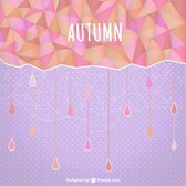 Autumn abstract background