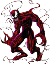 Carnage Marvel Character 2 PSD