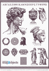 Romeinse Vector Pack
