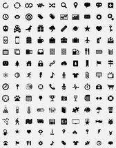 Simple Small Icons