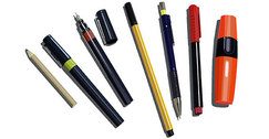 Pens, Pencils & Markers Free