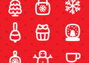 Winter Vector Icons