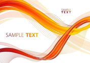 Flow Curves Text Box Vector Material -1 Curve Line Mobile