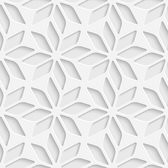 Seamless hollow pattern background