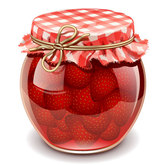 Beautifully canned fruit 03