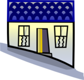 Homes Clipart 9