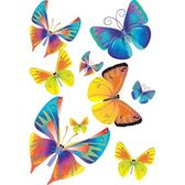 Colorful Butterfly, Free