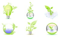 Ecology Icon Collection