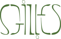 Ambigramme Gilles