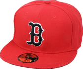 Red Boston Hat PSD
