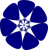 Rounded Star