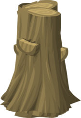 Harvestable Resources Wood Tree Enchanted