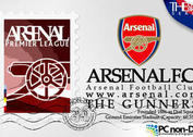 Arsenal logo+Stamp