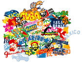Movement And The Street Culture Vector Graphic-11