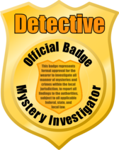 Detective or Police badge Remix