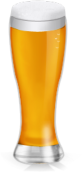 Pint Of Lager PSD