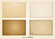 Vintage Grunge Vector Backgrounds
