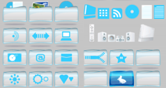 Wii Style Icons