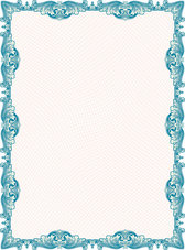 Classic Pattern Border Security 05