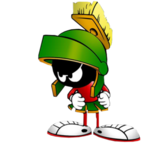 Marvin The Martian PSD
