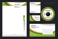 VI simple business template