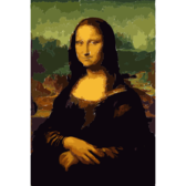 Here is another New Mona Lisa Painting