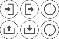 Icon Set Actions
