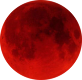 Red Moon PSD