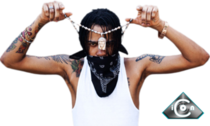 Tommy Lee (Jamaican Artiste) - Cut Out 02 PSD