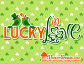 St Patrick's Day Vector Art Free