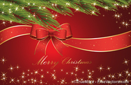 Decorative Festive Background