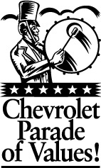 Chevrolet Parade of Values