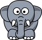 Cartoon Elephant