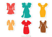 Fancy Dress Vectors