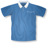 Blue Polo Shirt Remix