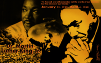 DR. MARTIN LUTHER KING JR PSD