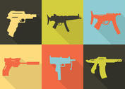 Collection of Weapons and Gun Shapes