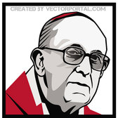 POPE FRANCIS VECTOR PORTRAIT.eps