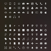 256 Full Set of Vector Web Icons