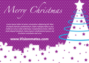 Merry Christmas Card Printable