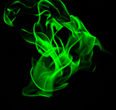 Green Flame PSD